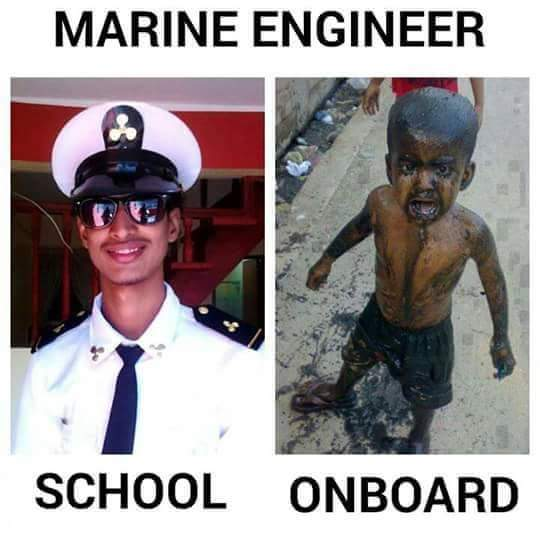 marine engineer