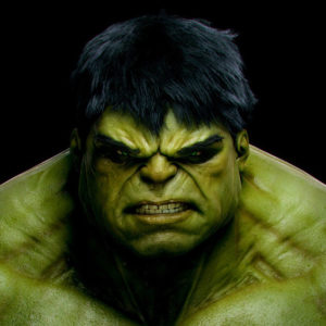 The Irritable Hulk